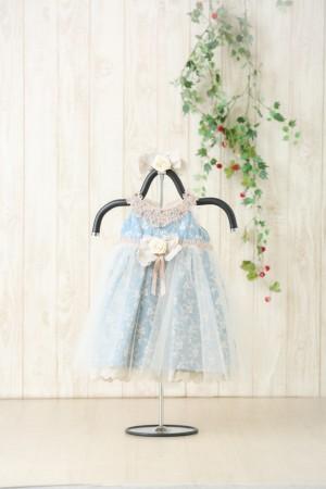 幕張 1歳女の子 洋装 1