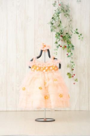 幕張 1歳女の子 洋装 2