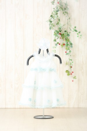 幕張 1歳女の子 洋装 3