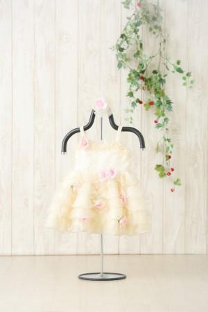 幕張 1歳女の子 洋装 5