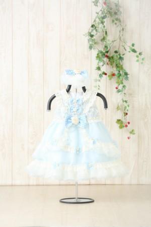 幕張 1歳女の子 洋装 7