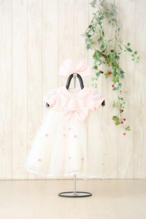 幕張 1歳女の子 洋装 11