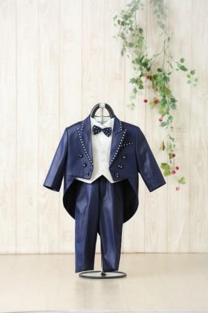 幕張 1歳男の子 洋装 10