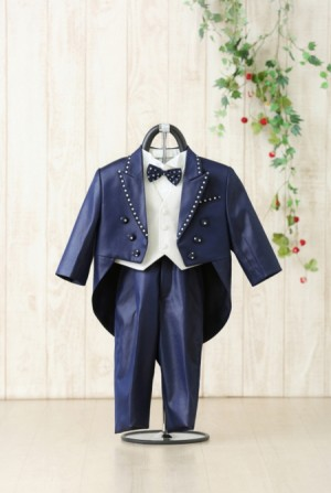 幕張 1歳男の子 洋装 1(2020)