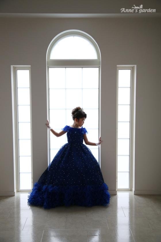 アンズガーデン松戸の七五三7歳のレンタルプランの撮影です。