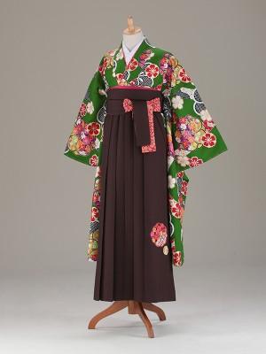 松戸 卒業袴 女の子 1