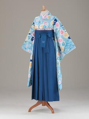 松戸 卒業袴 女の子 2