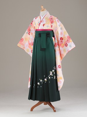 松戸 卒業袴 女の子 3