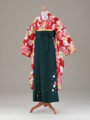 松戸 卒業袴 女の子 4