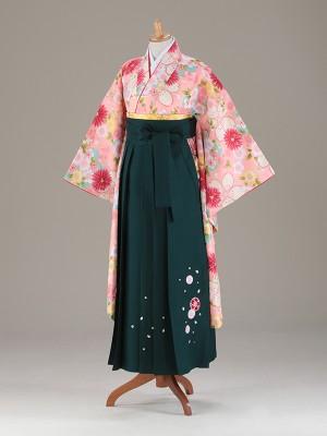 松戸 卒業袴 女の子 5