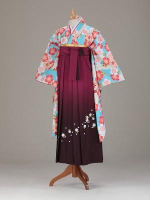 松戸 卒業袴 女の子 7