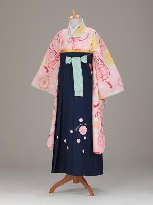 松戸 卒業袴 女の子 8