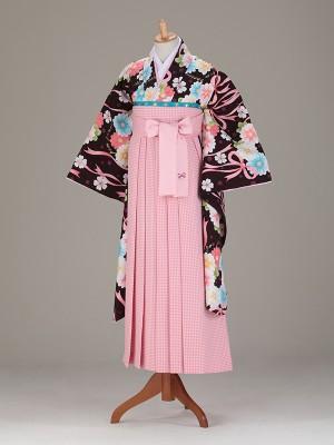 松戸 卒業袴 女の子 9