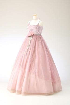幕張 ハーフ成人式ドレス 17