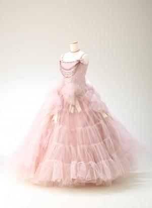 幕張 ハーフ成人式ドレス 14