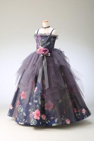 幕張 ハーフ成人式ドレス 16