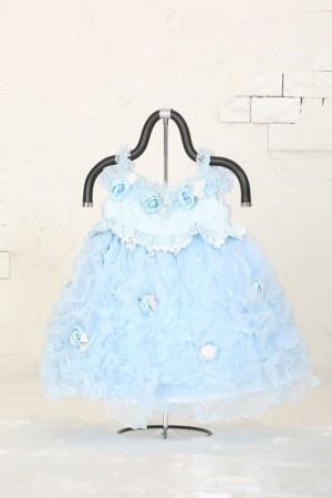 市川 1歳 女の子 洋装 12