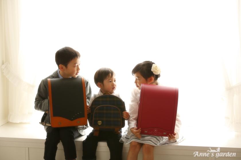 アンズガーデ松戸店のご入学・ご卒園の撮影です。