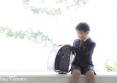 #千葉県千葉市の写真館#アンズガーデン幕張本店#小学校入学