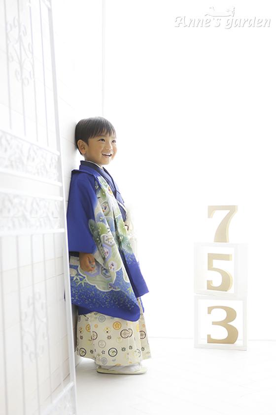 #千葉県千葉市の写真館#アンズガーデン幕張本店#七五三#写真