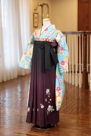 横浜 小学校卒業袴 女の子3