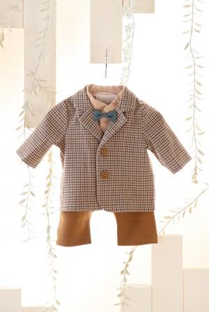 幕張 1歳男の子 洋装1 (2021)